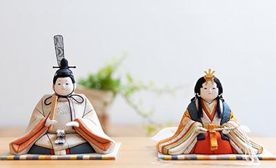 江戸木目込人形